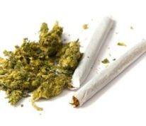Joints smoking weed