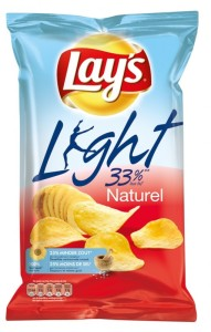 Light chips - light producten