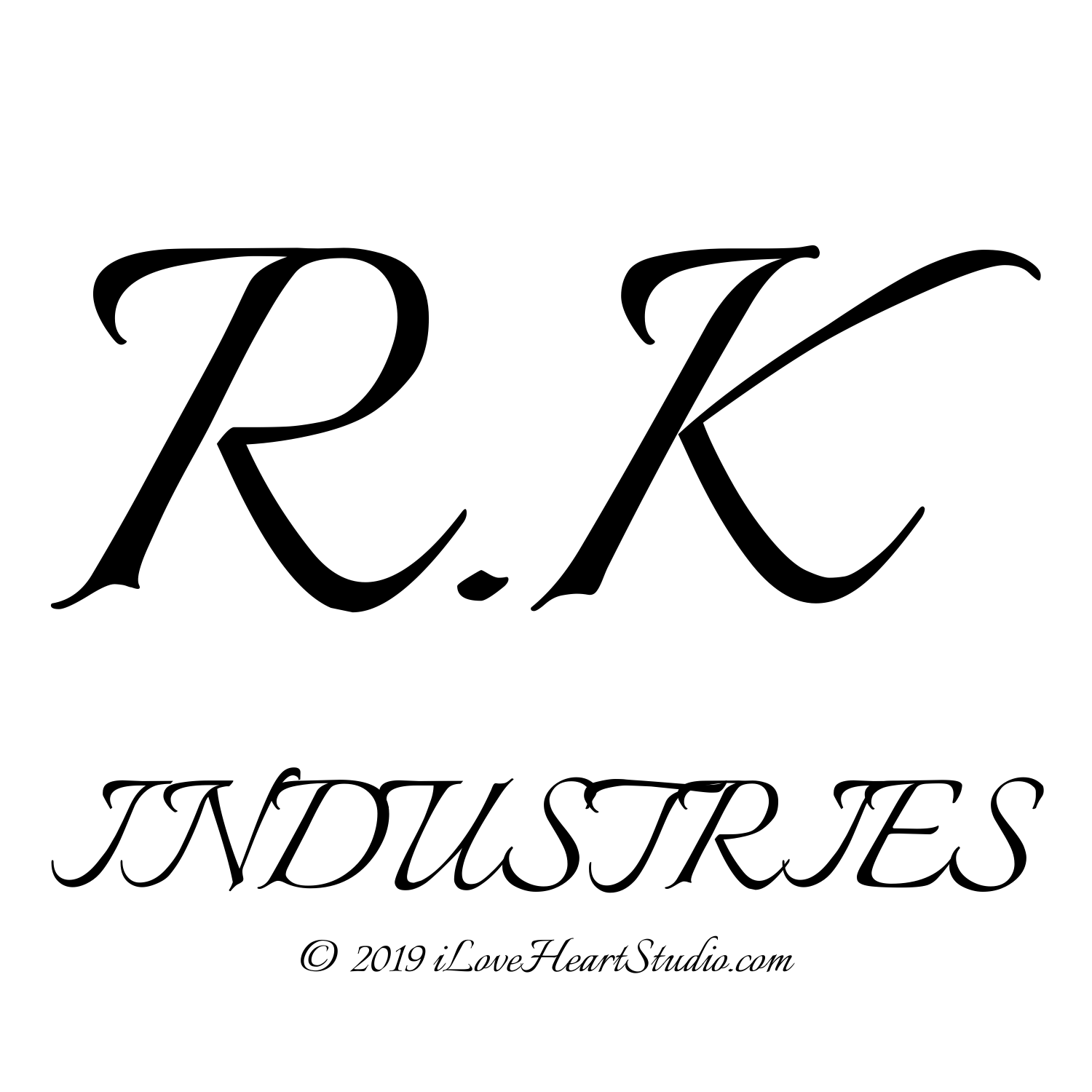 R K Industries Design On T Shirt Poster Mug And Many