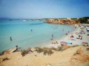 Formentera Beaches - Cala Saona