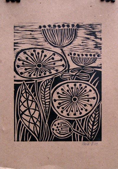 Lino Amp Woodcut Prints