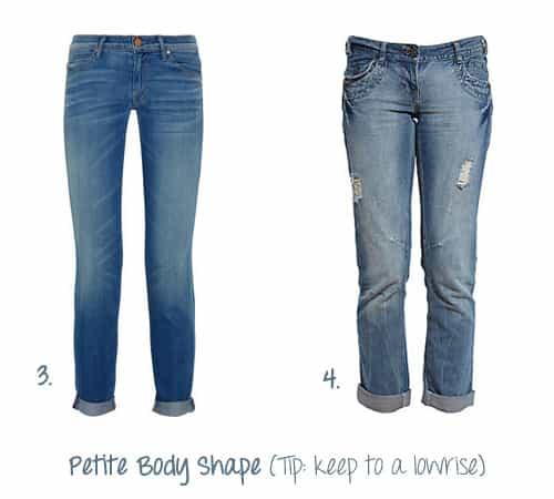 petite-body-shape