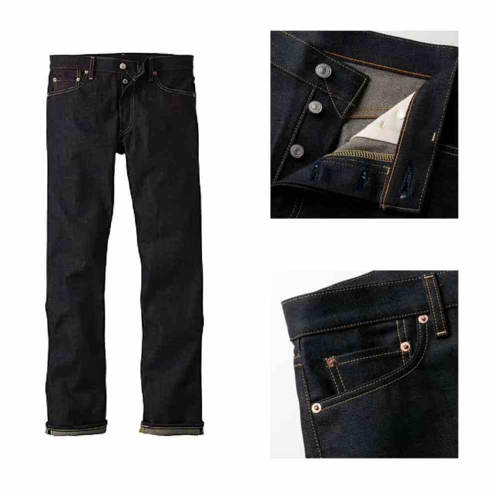 Shop Made In Japan Denim Regular Fit Jeans £69.90