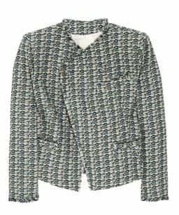 GIRL. BY BAND OF OUTSIDERS Tweed jacket