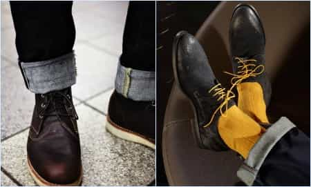 turn-ups for men, jeans