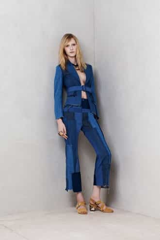 denim trend, patchwork denim,
