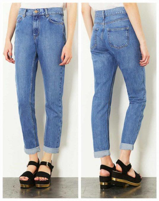 Conceal, Reveal, wide hips, Mom jeans, topshop, turn ups