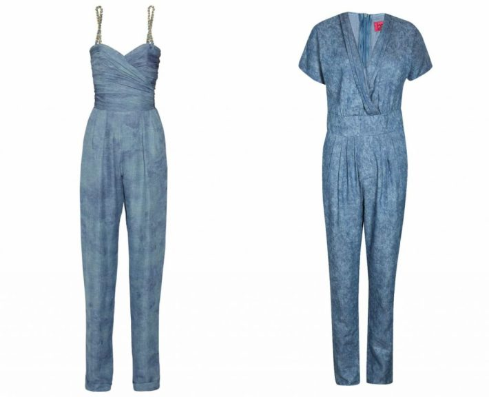 designer fashion, high street, denim, dresses, shorts, jumpsuits