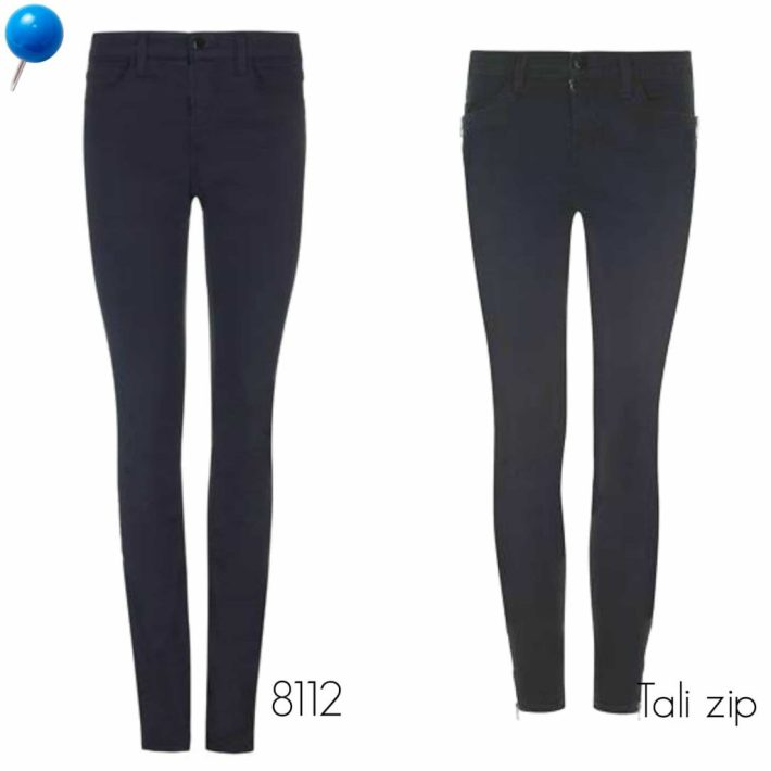 J BRAND NAVY COLLECTION, TRILOGY