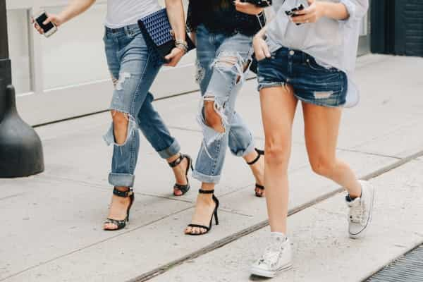 ss15 distressed denim, street style