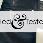 TRIED & TESTED: THE CENIA CONVI FIT JEAN