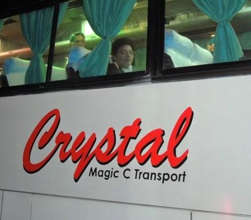 Daniel Padilla in Crystal Bus