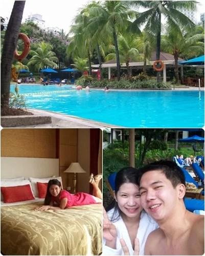 Edsa shangrial staycation