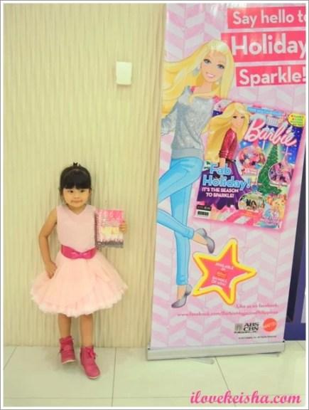 Barbie Rocksatar Baby Fashionista OOTD