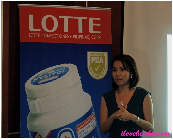 Dr. Fina Lopez Lotte Xylitol