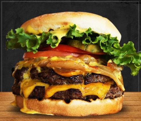 TBB Monster Double Burger