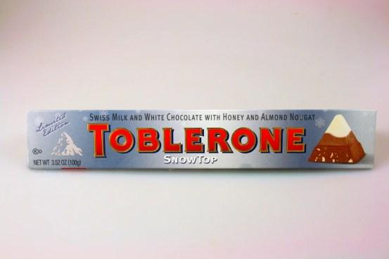 Toblerone SnowTop