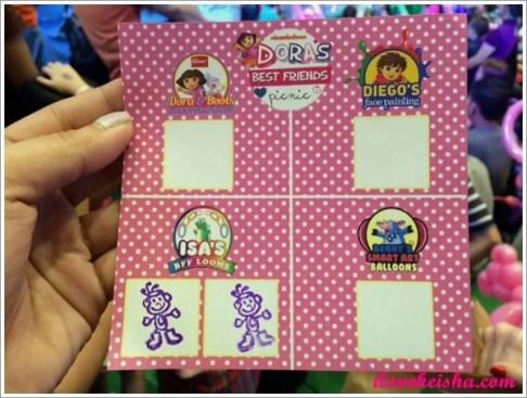 Dora's Best Friends Picnic