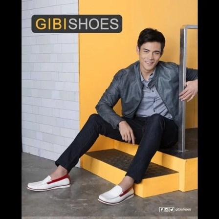 Xian Lim for Gibi Shoes