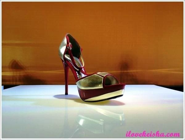 Nadine Samonte Gibi Shoes