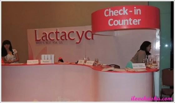 Lactacyd event