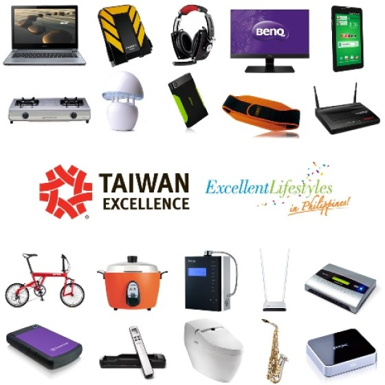 Taiwan excellence Christmas Contest