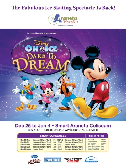 Disney On Ice Ticket Prices