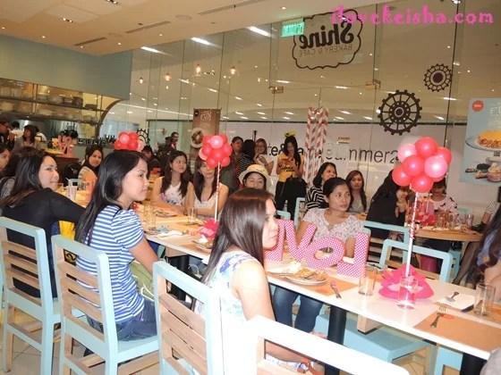 Sangobion Shopping Event