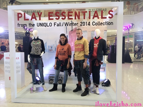 UNIQLO 2014 Fall-Winter Launch