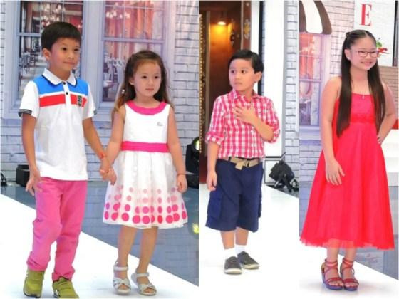 Global Kids' Fashion Brands: Nautica, Desigual and ELLE