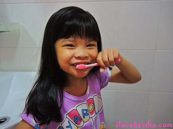 Tips On How To Make Toothbrushing Fun Time For Kids With HAPEE Kiddie Toothpaste