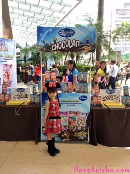 Disney On Ice Dare To Dream x Magnolia Chocolait