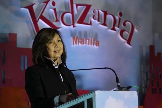 KidZania_01 Play Innovations President and CEO, and KidZania Manila Governor Maricel Pangilinan-Arenas