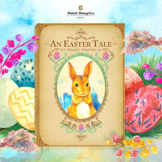 Makati Shangri-la 2015 Easter Egg Hunt Event 2