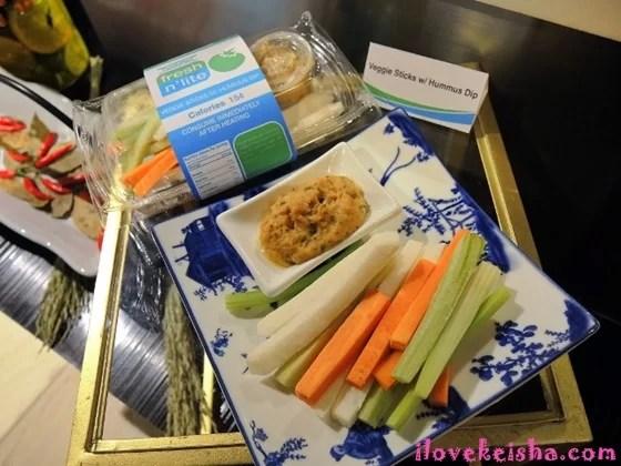 Family Mart Health and Wellness Meals: Fresh n' Lite
