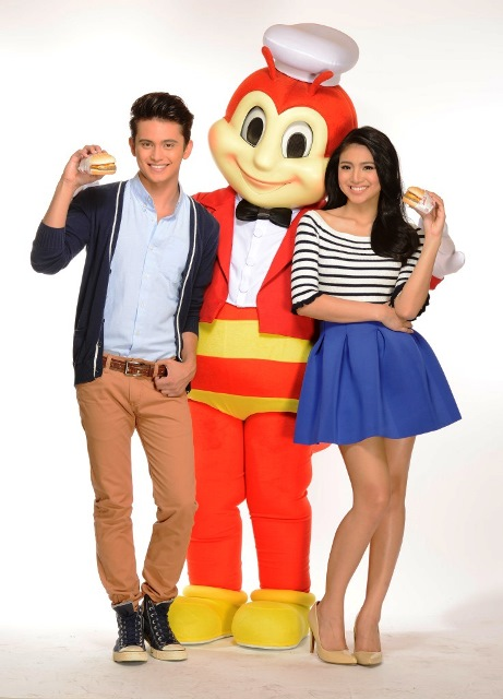JAMES REID JOINS NADINE LUSTRE