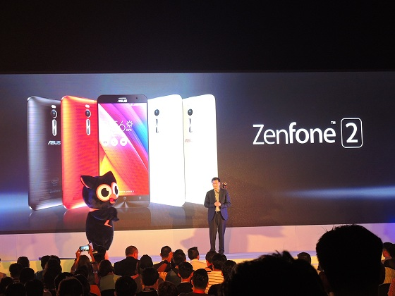 ZenFone 2 Launch