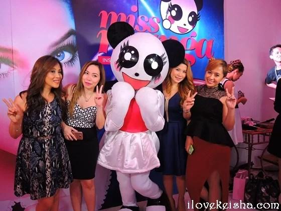 Loreal Miss Manga Instant Doll Lash Mascara Launch