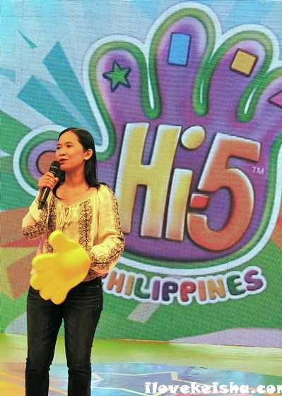 Jane Basas, Media 5 Corporation president Hi-5 Philippines
