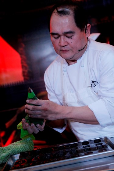 Chef Junjun de Guzman