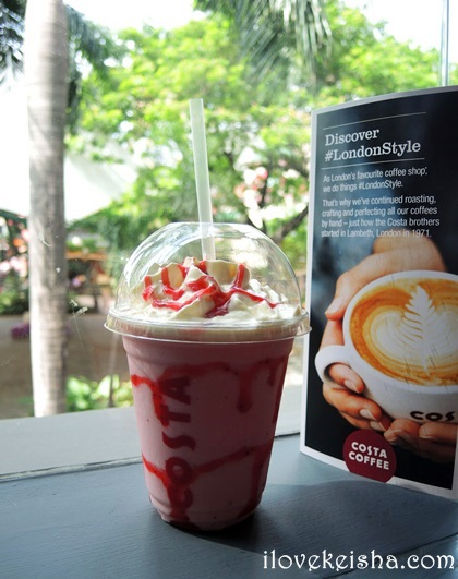 Costa Coffee Manila