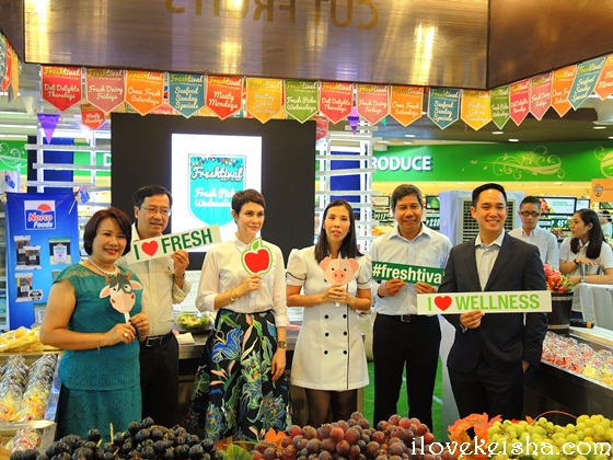 Robinsons Supermarket 2nd Freshtival 2015