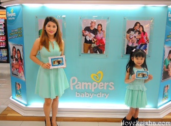Firsts With Pampers 13