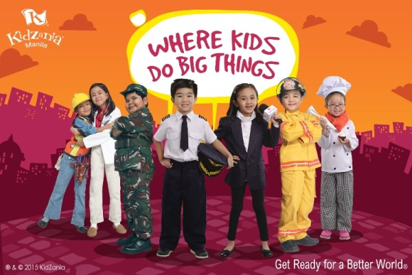 Where kids do big things