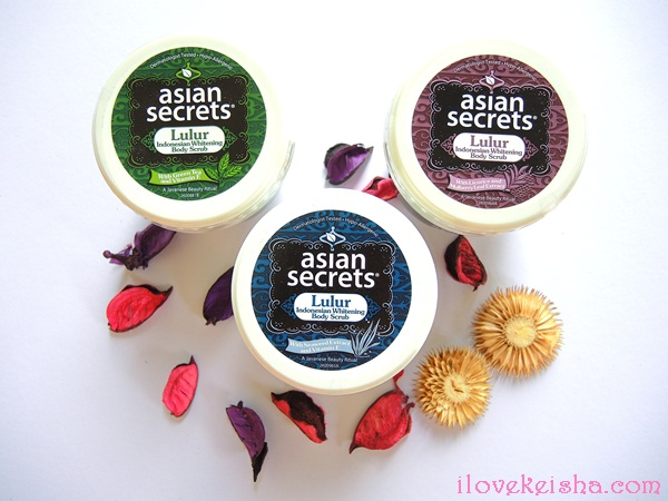 Review: Asian Secrets Lulur Indonesian Whitening Body Scrub