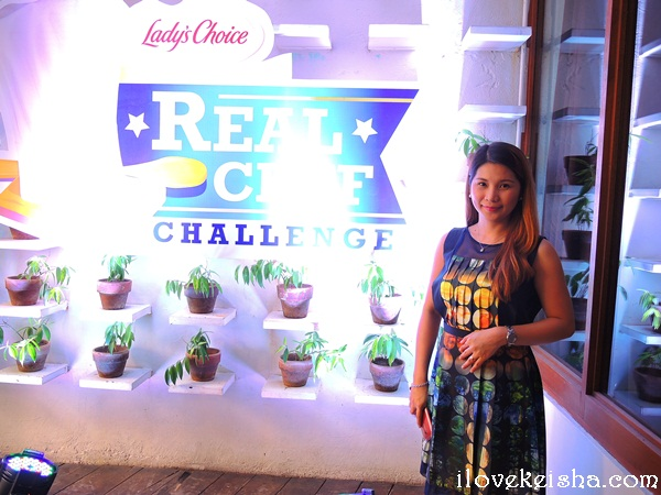 Lady's Choice Real Chef Challenge Launch