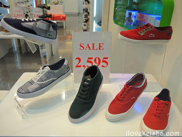 Robinsons Red Hot Sale 2015