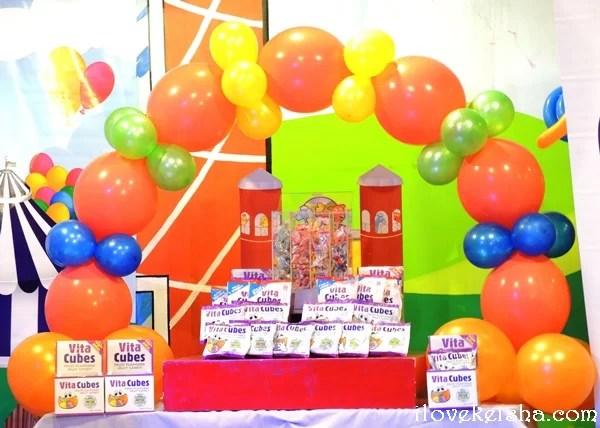 Vita Cubes Jelly Candy