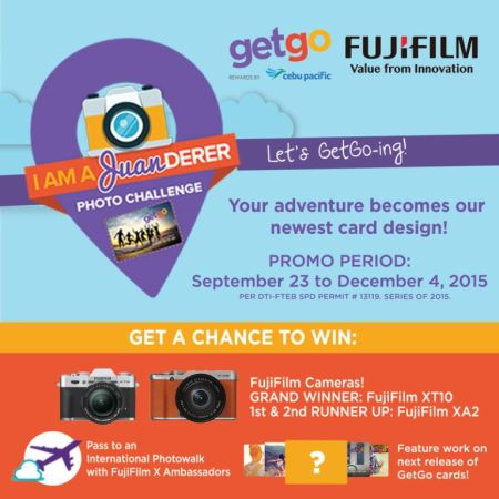 Get Go Fuji Film Promo
