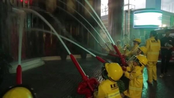 KidZania Manila_Firefighters